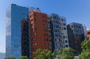 blocs d'appartements photo