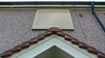 fenêtre de porche photo