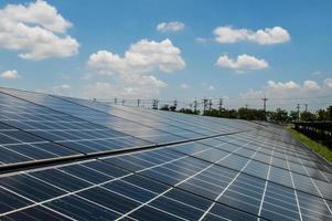 énergie solaire photo