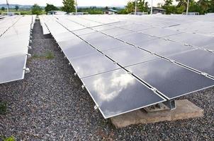 installation photovoltaïque industrielle énergie solaire
