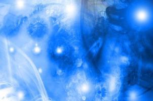 fond d'art numérique galaxie photo