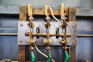 équipement haute tension photo