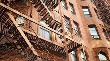 immeubles résidentiels à boston photo