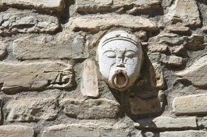 anneau de vieux cheval. guardia perticara. basilicata. Italie. photo