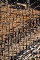 keban, un barrage hydroélectrique photo