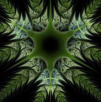 résumé fractal photo