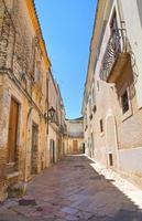 ruelle. san severo. les Pouilles. Italie photo