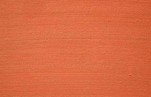 mur peint orange