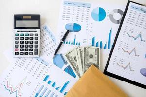 éléments commerciaux pour la comptabilité