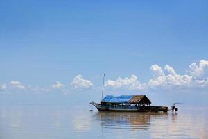 village flottant photo