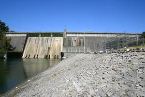 barrage de Norris photo