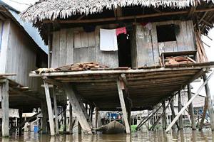 maisons à belen - pérou