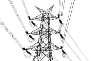 pylône électrique photo