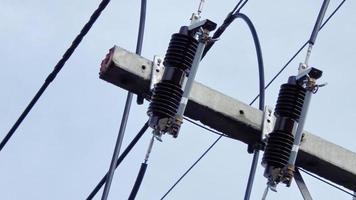 câble électrique photo