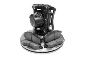 composants du système de freinage d'un véhicule photo