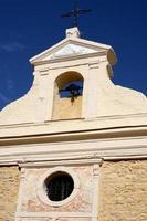 chiesa di campagna photo