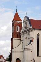église baroque photo