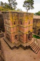 Lalibela, Ethiopie, Afrique photo