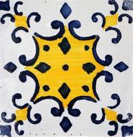 carreaux traditionnels de porto, portugal