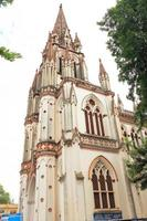 église notre dame de lourdes, tiruchirappalli, trichy tamil nadu en photo