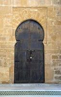 vieille porte marocaine