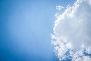 ciel doux en thaïlande photo