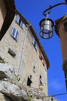 Eze village Côte d'Azur photo