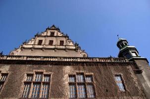 hall de montage de façade photo