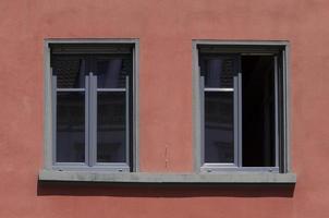 deux fenêtres photo