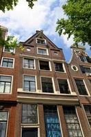 façade d'Amsterdam photo