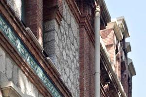 façade en brique photo