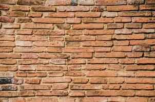 ancien mur de briques