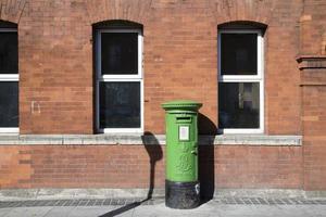 boîte aux lettres, dublin photo