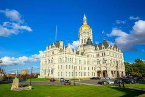 Capitole de l'état du Connecticut à Hartford, Connecticut photo