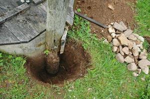 puits rural