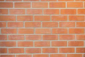 texture de mur de brique photo