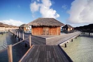 maison de plage photo