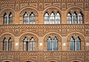 belles fenêtres à florence photo