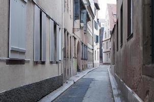 rue à strasbourg photo