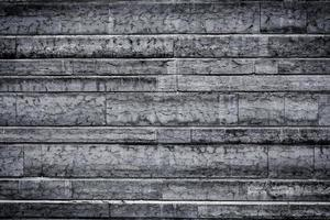 texture de mur en pierre grise photo