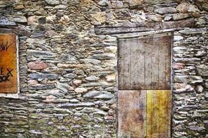 vieux mur