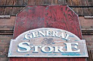 magasin général photo
