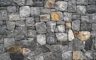 texture de mur en pierre photo