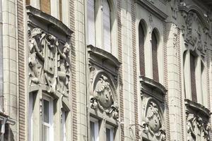 détail du bâtiment photo
