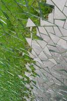 mosaïque triangulaire photo