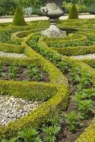 jardins à la française photo
