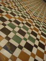 carreaux de sol arabes
