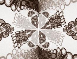 fond de conception de motif décoratif photo