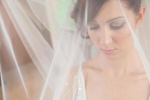 préparation mariée photo