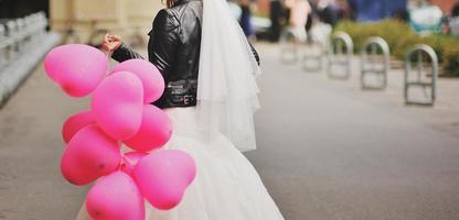 belle mariée photo